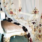 Эксклюзивная вуаль в стиле мадам Пампадур
