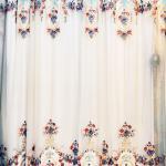 Роскошная вуаль в стиле мадам Помпадур