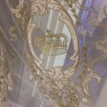 Королевская вуаль в классическом стиле